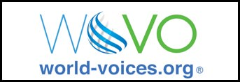 World Voices Voice Over Organization Logo